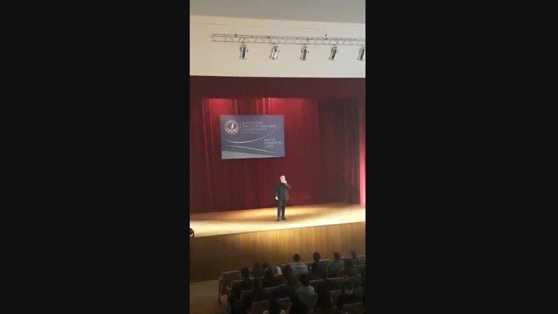 Н.Гілевіч- Лірычны каментарый да нашага радаслоўя(чытае Марк Цыганкоў).