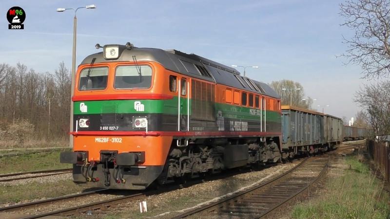 Sergej M62BF 3102 Pol Miedż Trans towar Paczków PL 30 3 2019