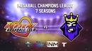 MCL 7 7 Tour Godsent vs King Of Game Л Яшин Group