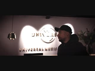 Yves paquet @universal music
