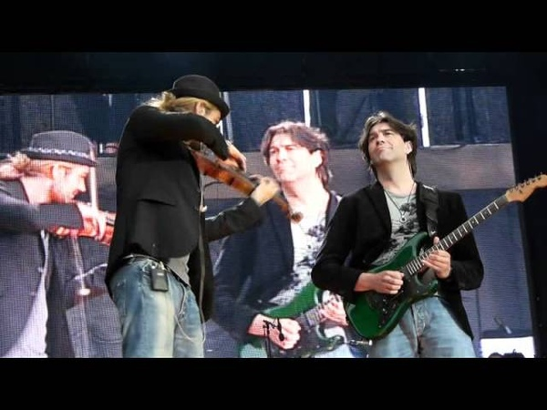 David Garrett - 80s Anthem - Ludwigslust - 17.06.2011