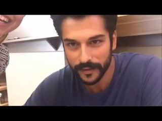 Burak Ozcivit on Periscope 💕 💘 (with @Aslinandik )