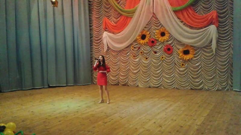 Лесива Валерия полуфинал Всеукраинского телеконкурса Зірки та зіроньки