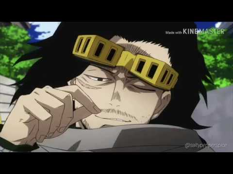 Rumours 💋 || erasermight || bnha || aizawa x toshinori
