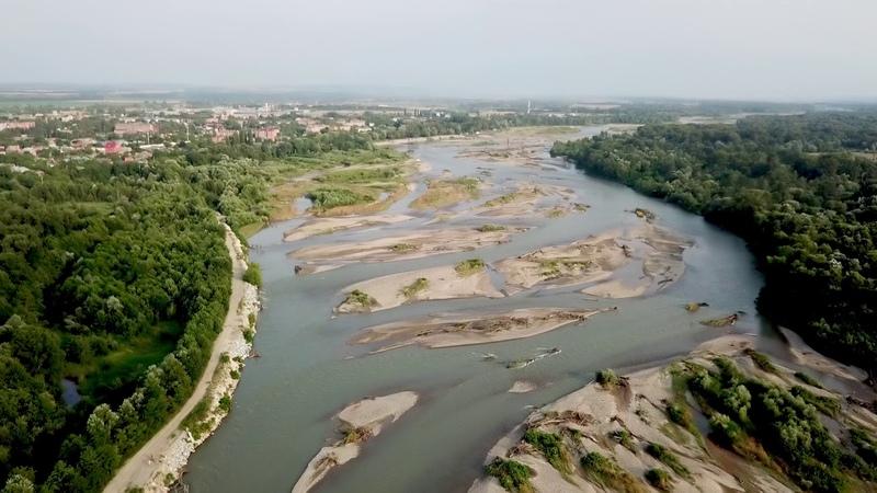 река лаба в курганинске картинки