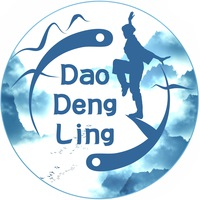 """Логотип Спортивно-развивающий Центр """"Дао Дэн Лин"""""""