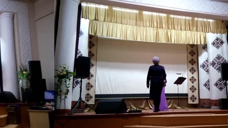 Фрагменты новых песен из выступления Фариды Авторы В Шихранов Фарида