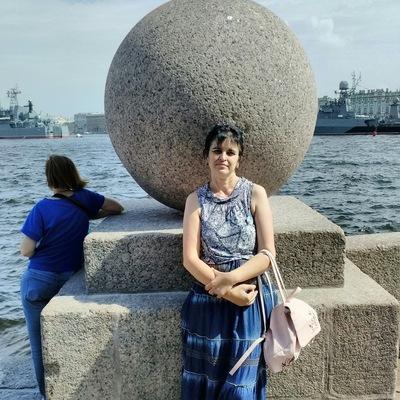 Наталья Монина