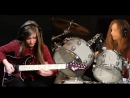Tina S and Sina cover Dream Theater - The Best of Times