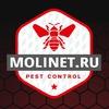 MOLINET | Уничтожение насекомых