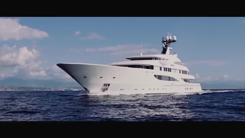 Шикарная яхта Areti. Стоимость $200.000.000