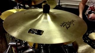 Zildjian 18' A Rock Crash II Light Remove