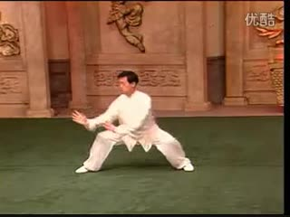 Chen  style Tai Chi Old Frame 2nd routine- Pao chui