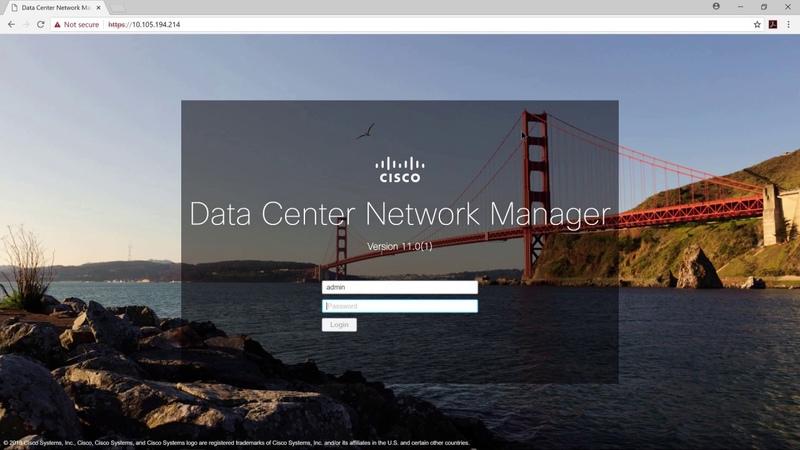 Видео Upgrading Cisco DCNM on Windows, Release 11.0(1) смотреть онлайн