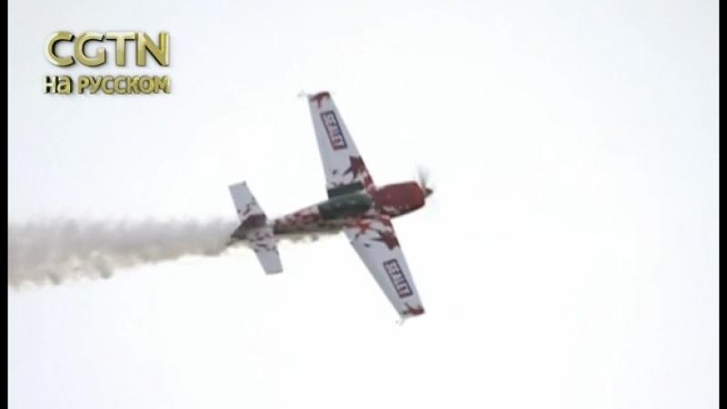 Известный европейский пилотажный коллектив Sky dance