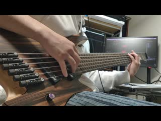 Neptune bass playthrough