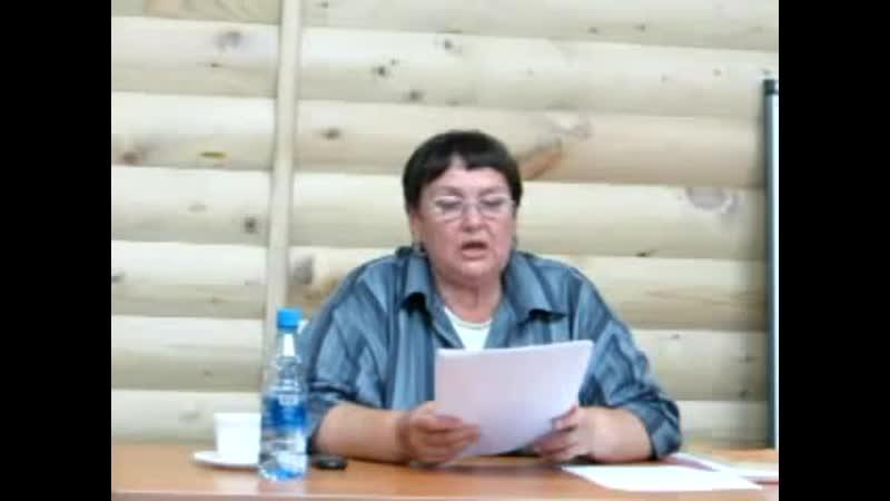 Лекция о масленице, родине и национализме (17.07.2012)