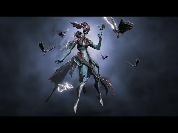 Warframe Бешенная фея Андрюпунцель (Титания), Мэг, Баньши и Гаруда