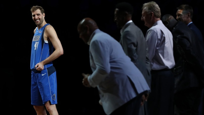 FULL CEREMONY | The Dallas Mavericks NBA Legends Honor Dirk Nowitzki | April 9, 2019 NBANews NBA Mavericks DirkNowitzki