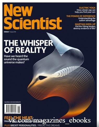 New Scientist - 14 July 2018