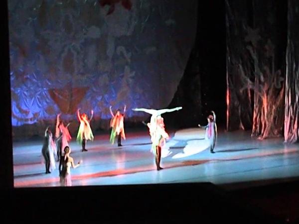 S. Zhukov - Ballet Аленький цветочек (5). С. Жуков - балет Полум`яна квіточка (Цветочек)