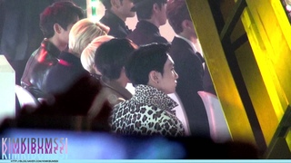 [HD fancam] 131114 Melon Music Awards SHINee 1 - 뒷모습 ㅠㅠ