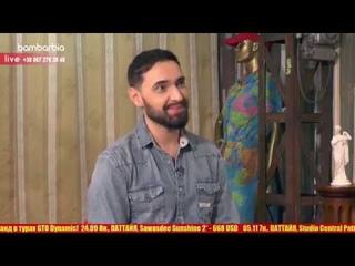 Виталий Козловский в гостях программы «Ранкова Кава з Владленой Сопко»   на канале Bambarbia TV