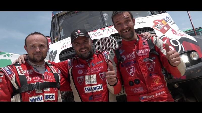 Instaforex Loprais Team Dakar 2019