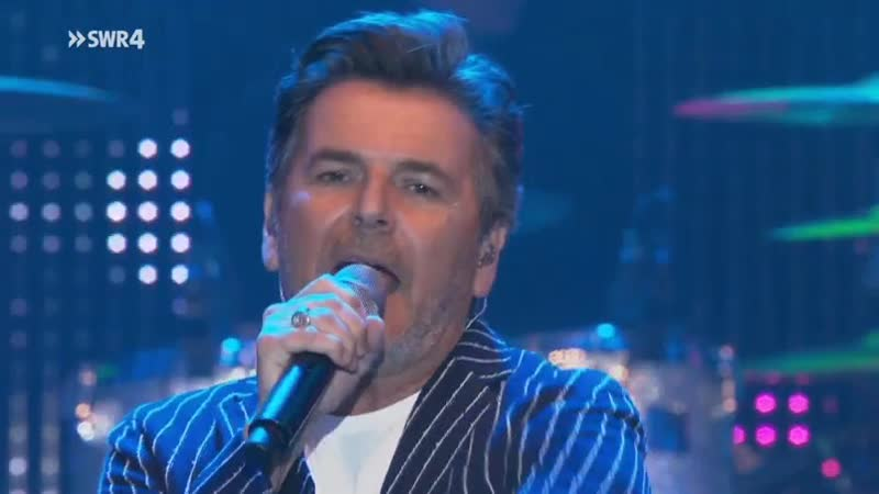 Thomas Anders Jet Airliner In 100 Years You Are Not Alone SWR4 Open Air auf dem Rheinland Pfalz Tag 29 06 2019