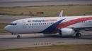 Malaysia Airlines Boeing 737-800 9M-MXM Takeoff from KIX 24L
