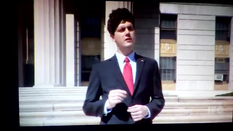 The Whitest Kids U Know Городские приматы сенатор Clint Webb