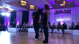Jack & Jill O'Rama 2019 Strictly A Finals - Kyle Redd and Cameo Cross