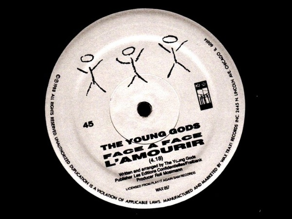 THE YOUNG GODS L'Amourir