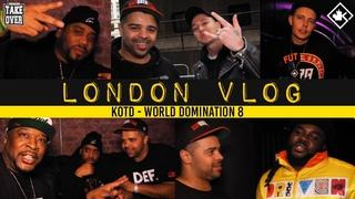 ►LONDON WD8 VLOG◄ mit Oxxxymiron, Arsonal, Organik, Charron, Chilla Jones, Head I.C.E