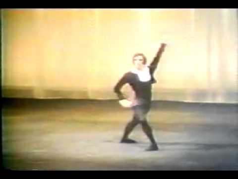 Don Quixote Male solo Erek Muhamedov