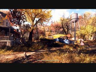 Fallout 76  - Продолжаю играть в . 4K-Ultra Settings, 1080 Ti, 8700K
