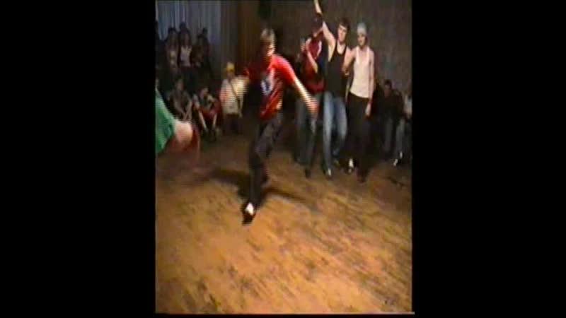 Hip hop Planerka 2004 part 1