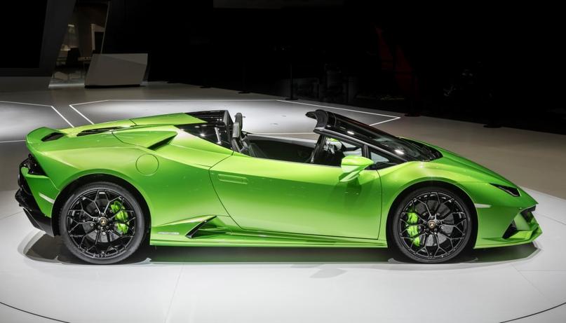 Lamborghini Huracan — суперкар с суперкомпьютером, изображение №4