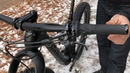 Barely Legal Racing Fat Bike the LaMere Full Suspension Dopamine with Cheater Wheels/Tires