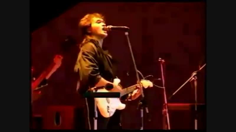 КИНО Концерт памяти А Башлачёва Москва 20 11 1988