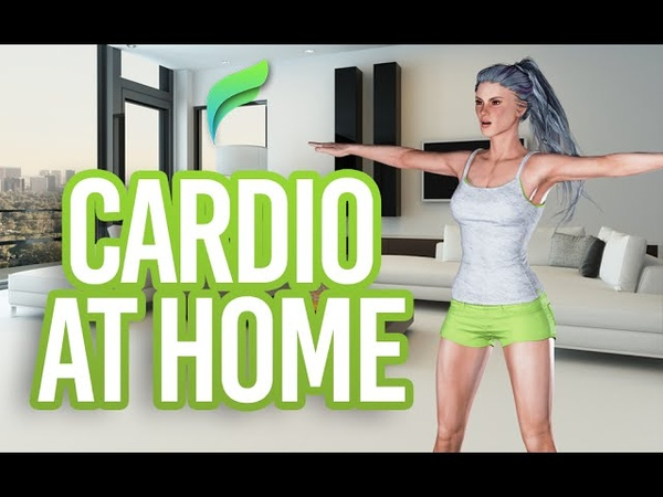 Fast and Effective At Home Cardio Workout