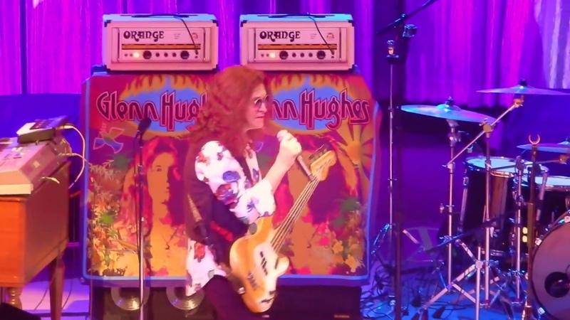 Glenn Hughes Plays Classic Deep Purple Georgia on My Mind @ NYCB at Theater at Westbury