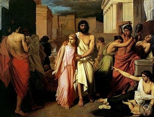 4 самых кровавых мифов Древней Греции Многие древнегреческие мифы известны своей невероятной жестокостью и даже кровожадностью. 1. Атрей и Фиест Однажды оракул сообщил жителям Микен, что их