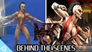 Behind the Scenes Mortal Kombat 3 Rare Footage