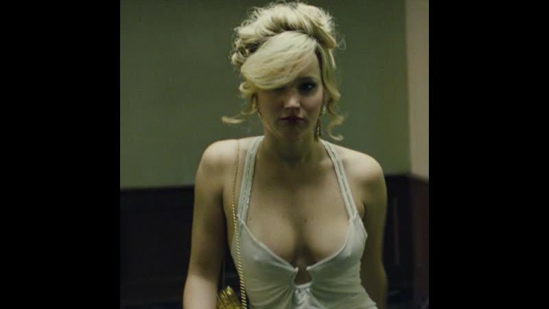 Дженнифер Лоуренс Голая Jennifer Lawrence Nude 2013 American Hustle 2013 Афера по американски