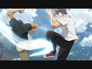Baki   Боец Баки   Anime Music Video   New   Amv