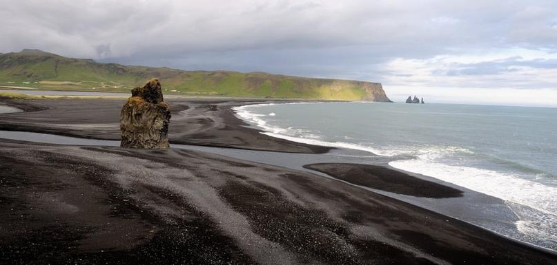 Черные пески Исландии, изображение №3