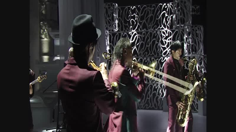 Tokyo Ska Paradise Orchestra - Ashita Igai Subete Moyase feat. Miyamoto Hiroji (MUSIC FAIR 2018.12.08)
