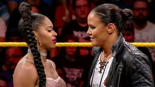 The undefeated Bianca Belair takes aim at Shayna Baszler's NXT Women's Title at TakeOver: Phoenix
