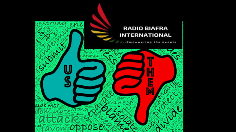 The mission of Radio Biafra International is to educate